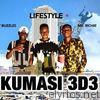 Kumasi 3D3 (feat. Buzzles & Mr. Richie) - Single
