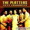 Platters Goodnight Sweetheart It's Time To Go lyrics
