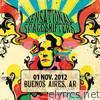 Live In Buenos Aires, AR - 01 Nov. 2012