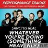 Whatever You're Doing (Something Heavenly) [Performance Tracks] - EP