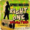 Right One  Wrong Time - Single