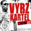 Vybz Kartel - Raw - EP