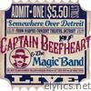Captain Beefheart - Live at Harpo's Detroit 1980