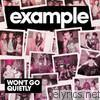 Example - Won't Go Quietly - EP