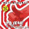 Party Animals - P.A. Yeah! - EP