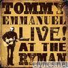 Live! at the Ryman (Live)